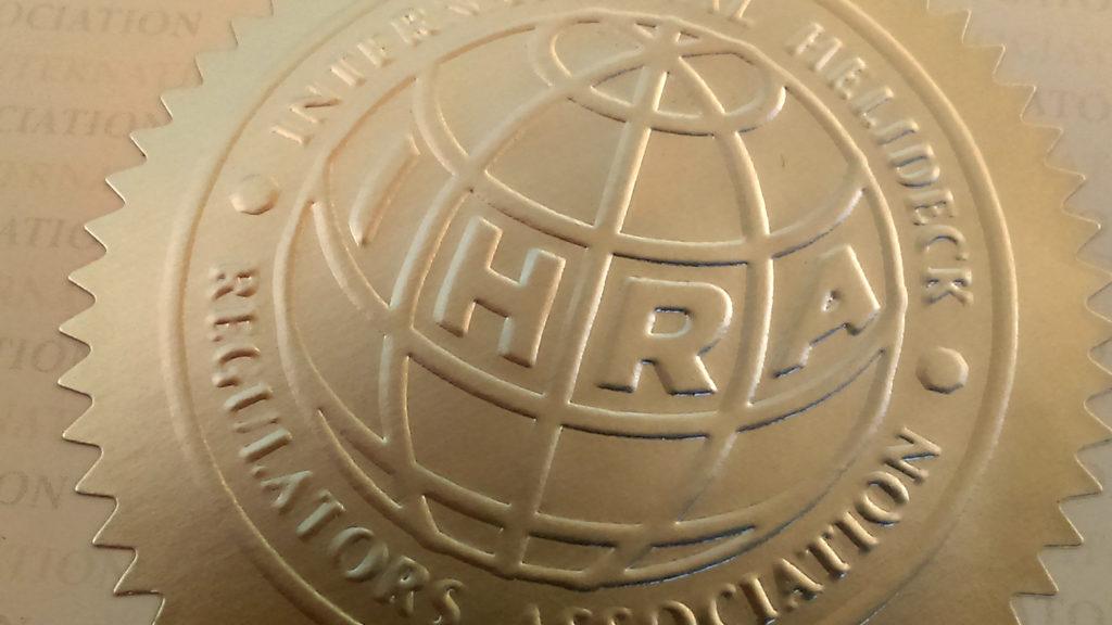 international helideck regulators association